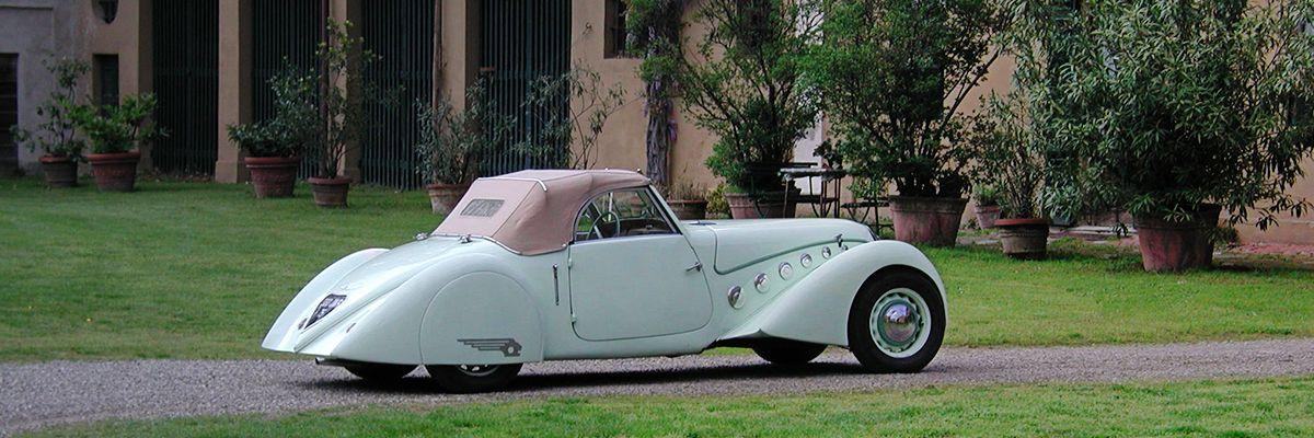 Auto storica Peugeot